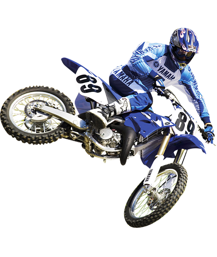 Motorcycle sports racing freestyle